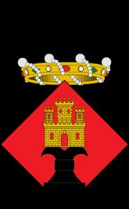 Escudo Castellfollit de la Roca