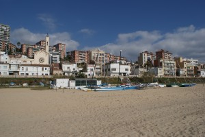 Montgat_Beach