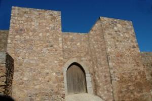 Entrada Castillo-Fortaleza