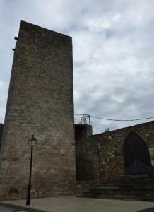 Torre oscura cuadrada
