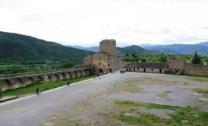 Plaza-del-Castillo-de-Ainsa-Huesca